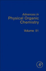 Omslag - Advances in Physical Organic Chemistry: Volume 51