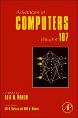 Omslag - Advances in Computers: Volume 107