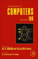 Omslag - Advances in Computers: Volume 106