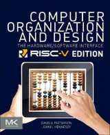 Omslag - Computer Organization and Design RISC-V Edition