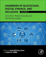 Omslag - Handbook of Blockchain, Digital Finance, and Inclusion, Volume 2