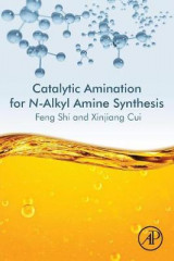 Omslag - Catalytic Amination for N-Alkyl Amine Synthesis