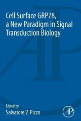 Omslag - Cell Surface GRP78, a New Paradigm in Signal Transduction Biology