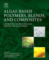 Omslag - Algae Based Polymers, Blends, and Composites