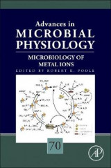 Omslag - Microbiology of Metal Ions: Volume 70