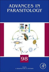 Omslag - Advances in Parasitology: Volume 98