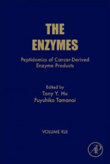 Omslag - Peptidomics of Cancer-Derived Enzyme Products: Volume 42