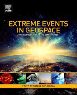 Omslag - Extreme Events in Geospace