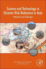 Omslag - Science and Technology in Disaster Risk Reduction in Asia