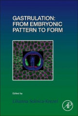 Omslag - Gastrulation: From Embryonic Pattern to Form: Volume 136