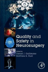 Omslag - Quality and Safety in Neurosurgery
