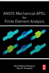 Omslag - ANSYS Mechanical APDL for Finite Element Analysis