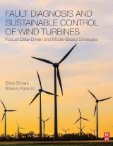 Omslag - Fault Diagnosis and Sustainable Control of Wind Turbines