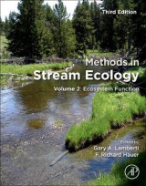Omslag - Methods in Stream Ecology: Ecosystem Structure Volume 2