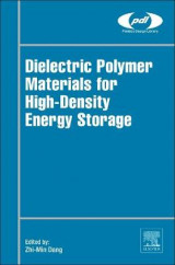 Omslag - Dielectric Polymer Materials for High-Density Energy Storage