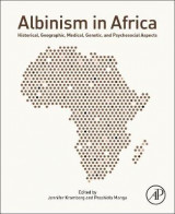 Omslag - Albinism in Africa