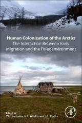 Omslag - Human Colonization of the Arctic: The Interaction Between Early Migration and the Paleoenvironment