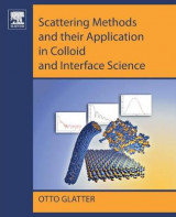 Omslag - Scattering Methods and their Application in Colloid and Interface Science