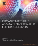 Omslag - Organic Materials as Smart Nanocarriers for Drug Delivery