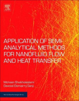 Omslag - Applications of Semi-Analytical Methods for Nanofluid Flow and Heat Transfer