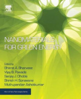 Omslag - Nanomaterials for Green Energy