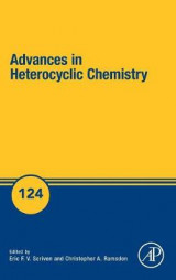 Omslag - Advances in Heterocyclic Chemistry: Volume 124