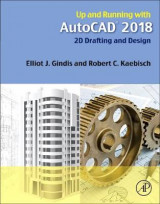 Omslag - Up and Running with AutoCAD 2018