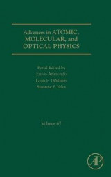 Omslag - Advances in Atomic, Molecular, and Optical Physics: Volume 67