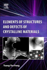 Omslag - Elements of Structures and Defects of Crystalline Materials