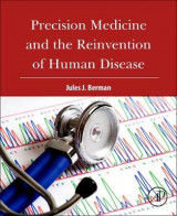 Omslag - Precision Medicine and the Reinvention of Human Disease