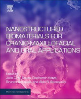 Omslag - Nanostructured Biomaterials for Cranio-Maxillofacial and Oral Applications