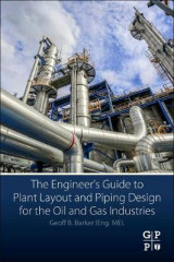 Omslag - The Engineer's Guide to Plant Layout and Piping Design for the Oil and Gas Industries