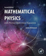 Omslag - Mathematical Physics with Partial Differential Equations