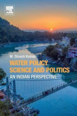Omslag - Water Policy Science and Politics