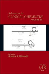 Omslag - Advances in Clinical Chemistry: Volume 85
