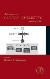Omslag - Advances in Clinical Chemistry: Volume 84