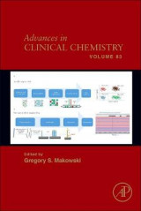 Omslag - Advances in Clinical Chemistry: Volume 83