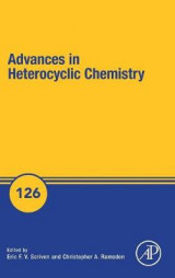 Omslag - Advances in Heterocyclic Chemistry: Volume 126