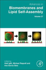 Omslag - Advances in Biomembranes and Lipid Self-Assembly: Volume 27