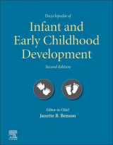 Omslag - Encyclopedia of Infant and Early Childhood Development
