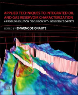 Omslag - Applied Techniques to Integrated Oil and Gas Reservoir Characterization