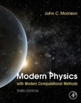 Omslag - Modern Physics with Modern Computational Methods