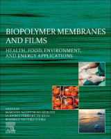Omslag - Biopolymer Membranes and Films