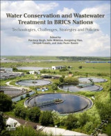 Omslag - Water Conservation and Wastewater Treatment in BRICS Nations