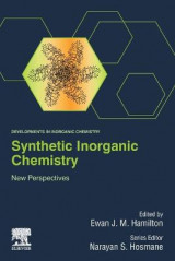 Omslag - Synthetic Inorganic Chemistry