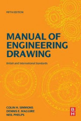 Omslag - Manual of Engineering Drawing