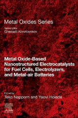 Omslag - Metal Oxide-Based Nanostructured Electrocatalysts for Fuel Cells, Electrolyzers, and Metal-Air Batteries
