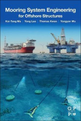 Omslag - Mooring System Engineering for Offshore Structures