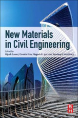Omslag - New Materials in Civil Engineering