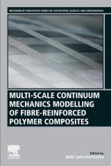 Omslag - Multi-Scale Continuum Mechanics Modelling of Fibre-Reinforced Polymer Composites